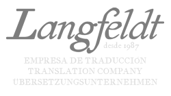 Langfeldt-Translations - Logo BW